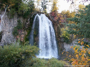 Photo of Spearfish Falls